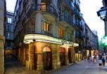 Hôtel Barcelone - Hotel Nouvel-1