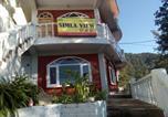 Hôtel Shimla - Simla View-1