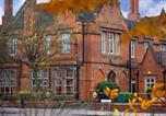 Hôtel Birmingham - Best Western Plough & Harrow Hotel-1