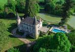 Hôtel La Celle-Guenand - Château Les Vallées-3