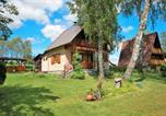 Location vacances Košetice - Holiday home in Stanovice/Südböhmen 1495-1