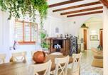 Location vacances Montelepre - Carini Villa Sleeps 10 Air Con-4