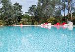 Camping avec Quartiers VIP / Premium Hourtin - Camping Paradis des Pins - Soulac-4