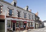 Hôtel Brinon-sur-Sauldre - La Madeleine-1