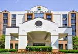 Hôtel Orlando - Hyatt Place Orlando Airport-1
