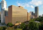 Hôtel Houston - Hilton Houston Plaza/Medical Center-4