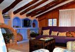 Location vacances  Saragosse - Casa Rural Manubles-1