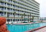 Hôtel Daytona Beach - Daytona Beach - Condo Ocean Front View-2