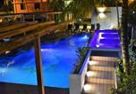 Hôtel Palenque - Hotel Maya Tulipanes Palenque-2