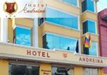 Hôtel Centre historique de Santa Ana de los Ríos de Cuenca - Hotel Andreina-1