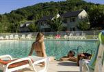 Location vacances La Canourgue - T3 duplex, piscines chauffées et tourisme vert-1