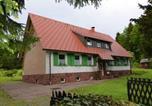 Location vacances Trusetal - Modern Apartment in Tabarz/Thüringer Wald with Garden-1