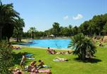 Camping avec Piscine couverte / chauffée Espagne - Camping Vilanova Park-1