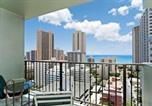 Location vacances Honolulu - Waikiki Park Heights Ocean 1 Bdr on the 18th Floor A-1