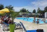 Camping avec Piscine Givrand - Camping Le Jaunay-2