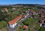 Location vacances Sanxenxo - Aparthotel Villa Cabicastro-4