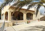 Location vacances Teulada - Holiday Home Alviento-4