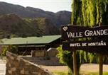 Hôtel San Rafael - Valle Grande Hotel De Montaña-4