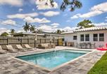 Location vacances Fort Lauderdale - 3 Bedrooms Oasis House with Pool in Ft Lauderdale-1