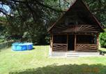 Location vacances Mladá Vozice - Chata Kamberk-1