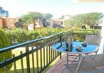 Location vacances Calella de Palafrugell - Apartment - 2 Bedrooms with Pool and Wifi young people group not allowed - 04775-4