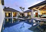 Location vacances Kuta - Arama Poolside Villa-1