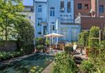 Location vacances Winterswijk - Neat Apartment in Bocholt near Bahia Erlebnisbad Aquapark-1