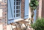 Hôtel Yonne - Le clos des artistes - Chambres d'hôtes-4