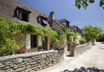 Camping 4 étoiles Argentat - Castel Domaine de La Paille Basse-2
