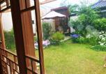 Location vacances Jeonju - Jeonju Indigo Hanok Guesthouse-2