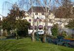 Hôtel Courtenay - Le Relais-1