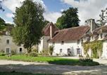 Hôtel Druyes-les-Belles-Fontaines - La Barbotiere-1