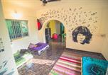 Hôtel Anjuna - Anjuna by Roadhouse Hostels Goa-3