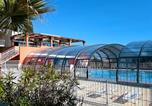 Camping avec Piscine Beaulieu-sur-Mer - Residence Bella Vista-4