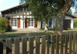 Location vacances Moliets et Maa - House Gite 8 personnes Les Chênes Lièges.-1