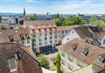 Hôtel Gare de Bâle CFF - Set Hotel.Residence by Teufelhof Basel-1