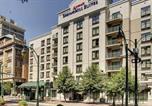 Hôtel Memphis - Springhill Suites Memphis Downtown-1