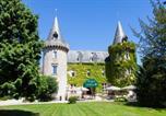 Hôtel Fontaines - Château de Bellecroix-1