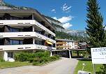 Location vacances Flims - Alpen-Fewo, Residenza Quadra 125-2