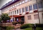 Hôtel Les Rousses - Hotel de ville du Sentier