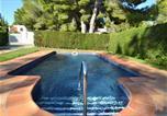 Location vacances l'Ampolla - Villa PILAR