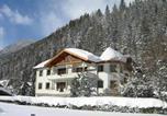 Location vacances Pettneu am Arlberg - Apartment Diana.1-2