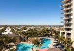 Villages vacances Lantana - Palm Beach Marriott Singer Island Beach Resort & Spa-3