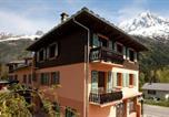 Hôtel Les Houches - La Chaumière Mountain Lodge-2