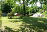 Camping avec Piscine couverte / chauffée Monfaucon - Camping Du Vieux Château-4