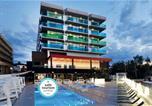 Hôtel Sant Josep de sa Talaia - Axelbeach Ibiza Suites Apartments Spa and Beach Club - Adults Only-1