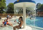 Camping avec Piscine Eymouthiers - Flower Camping La Plage-3