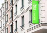 Hôtel Issy-les-Moulineaux - Ibis Styles Clamart Gare Grand Paris-1