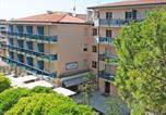 Hôtel Bibione - Olimpia Hotel & Aparthotel-2