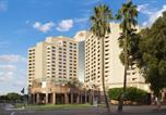 Hôtel Long Beach - Hilton Long Beach Hotel-2